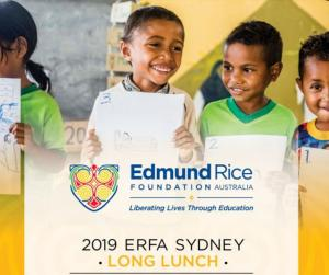 2019 ERFA Sydney Long Lunch