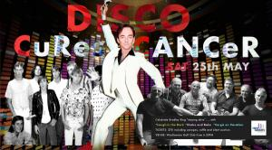 Disco Cures Cancer                          A celebration and fund raiser
