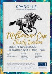 SPARCle Melbourne Cup Charity Lunch
