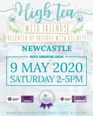 May 09 Friends With Dignity :Newcastle 2020