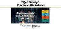 City to Country Fundraiser Gala Dinner