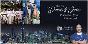 Black Tie Gala featuring Dr Charlie Teo