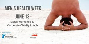 Mens Health Week Workshop & Charity Luncheon