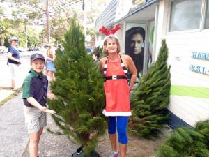 2019 Real Christmas Trees -1st 2nd Harbord Scouts Fundraiser