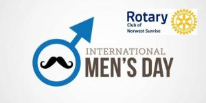 International Mens Day Breakfast - Rotary Norwest Sunrise