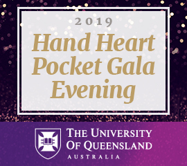 Hand Heart Pocket Gala
