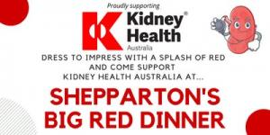 Shepparton's BIG Red Dinner