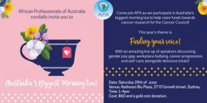 Ladies Biggest Morning Tea