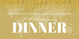 20th Anniversary Multicultural Dinner
