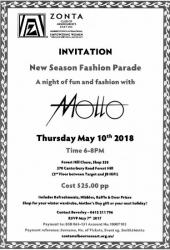 NEW SEASON FASHION PARADE - MOTTO
