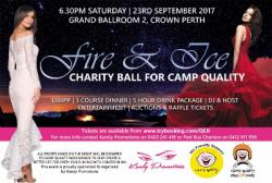 Fire & Ice Charity Ball for Camp Quality