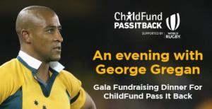 An Evening with George Gregan