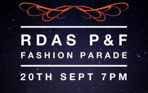 RDAS Fashion Parade Fundraiser 2019