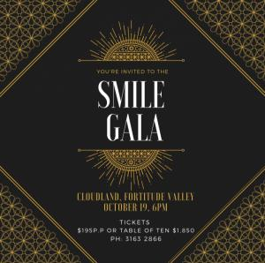 Oct 19 Operation Smile Australia: Smile Gala 2019