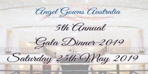 Angel Gowns Australia 5th Annual Gala Dinner 2019