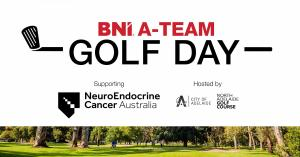 North Adelaide Golf Day | Charity Fundraiser for NeuroEndocrine Cancer