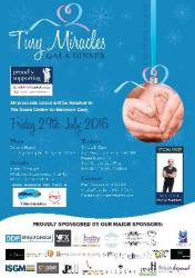 TINY MIRACLES GALA DINNER BROCHURE