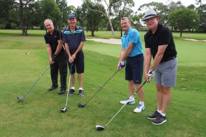 Golf Day and Dinner 2019