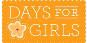 June 17 Days For Girls Busy Bee Fundraiser - Ardross WA