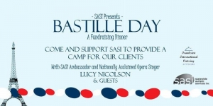 July 14 Bastille Day Fundraising Dinner - Frankston VIC
