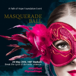 May 28 - The Path of Hope Foundation Masquerade Gala Ball - Mount Claremont, WA