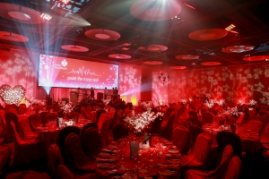 Support Aug 8 Heart Foundation Paint the Town Red Ball - Adelaide