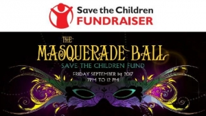 Sept 1 Save The Children Fund Masquerade Ball - Lilyfield Sydney
