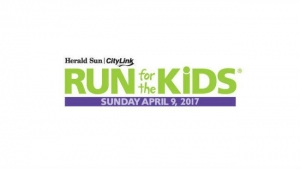 Apr 7 - 2017 Herald Suncitylink Run For The Kids - Melbourne