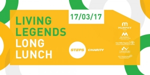 Mar 17 - Living Legends Long Lunch Fundraiser for STEPS Charity - Mountain Creek QLD