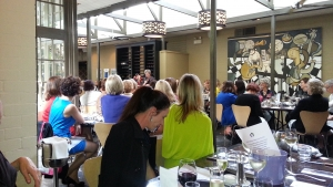 Second Chance Luncheon at Baguette Restaurant Ascot