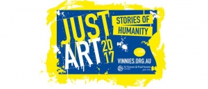 July 28 Vinnies Just Art Exhibition Fundraiser - North Melbourne