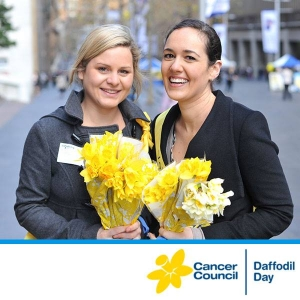 Volunteers Needed for Cancer Council VIC Daffodil Day