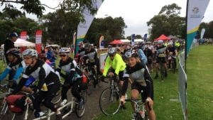 May 6 Ride Around The Lake Fundraiser supporting Lighthouse Youth Initiative - Dapto NSW