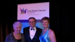 Cure Brain Cancer Foundation 1930s Hollywood Ball - Sydney