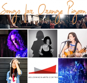 Support Oct 3 Songs for The Orange Pigeon Fundraiser - Belconnen Canberra