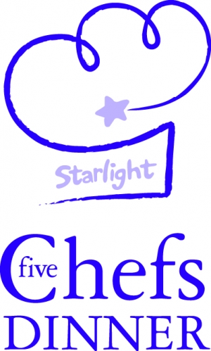 Support the STARLIGHT FIVE CHEFS DINNERS