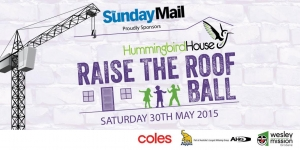 Support Hummingbird House Raise the Roof Ball - May 30