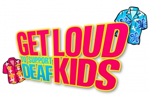 Support Loud Shirt Day Oct 16 for Hear and Say