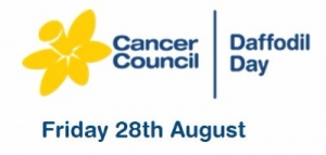 Friday August 28 - Support Cancer Council SA Daffodil Day