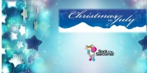 July 30 Christmas In July for Sock It To Sarcoma Karnup WA