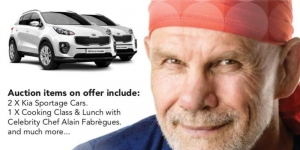 Aug 24 Charity Auction & Networking Sundowner With Peter Fitzsimons - Perth