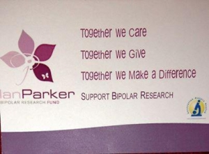 Support the Ian Parker Bipolar Research Fund