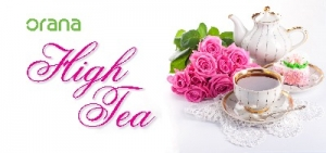 May 7 - Orana's High Tea - Adelaide