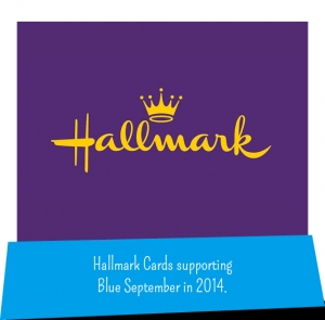 Hallmark Supports Blue September in 2014