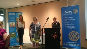 Mar 1 - Women in Rotary International Womens Day Business Breakfast - Glen Waverly Melbourne