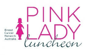 Sept 8 Breast Cancer Network Australia Pink Lady Luncheon - Perth
