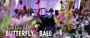 Jun 30 Live for Lily Butterfly Ball 2017 for Childrens Cancer Institute - Melbourne