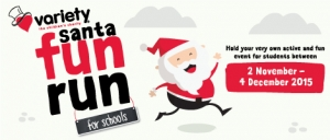 Dec 4 Variety Toowoomba Santa Fun Run - Toowoomba QLD