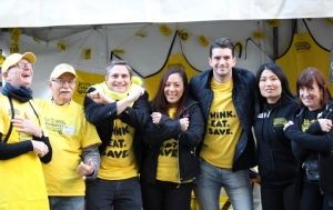 July 25 OZHARVEST Think.Eat.Save 2016 Luncheon Events - Australia-Wide