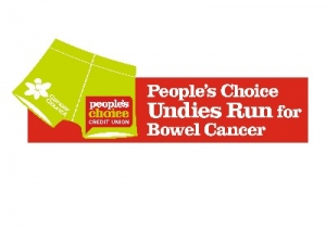 Jan 15 2017 Peoples Choice Undies Run for Bowel Cancer - Adelaide